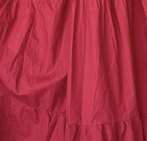 Auntie Dress - Red