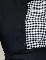 Doyin Dress - Black