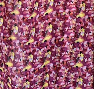 La robe - pink floral