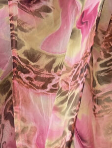 Tikki - Pink tiger print