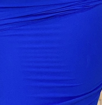 Rita Dress- Azure